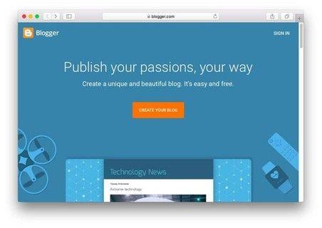 Cara Membuat Blog Gratis Panduan Untuk Pemula Di 2020 Blog Persandian