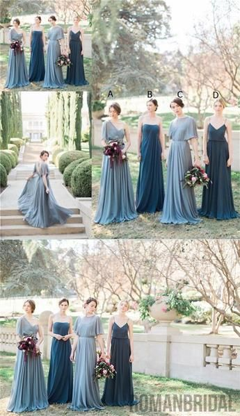 2018 Charming Most Popular Bridesmaid Dresses, Different Style Best Sales Bridesmaid Dresses Online,