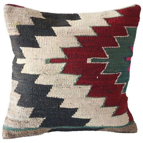 Kilim Pillow Lumbar,24x16 inch 60x40 Cm