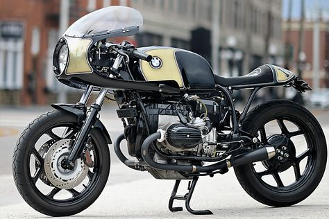 Bmw R100rs Joe Demoss Cafe Racer Cafe Racer Motorcycle Bmw Motorcycles