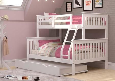 Donco 1223tfw503w 701 79 In 2020 Kids Bunk Beds Bunk Beds Bunk Bed Designs