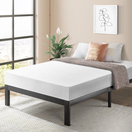Home Bed Frame Platform Bed Frame Mattress