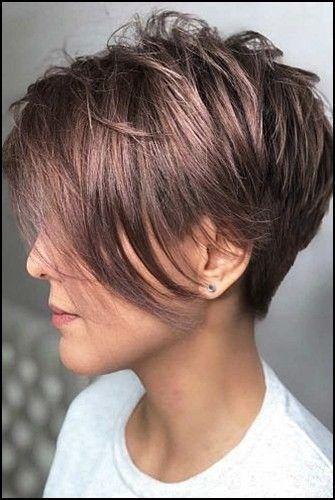 6 Trend Asymmetrish Pixie Frisuren Fur Frauen 2020 New Site In 2020 Haarschnitt Kurz Pixie Frisur Haarschnitt