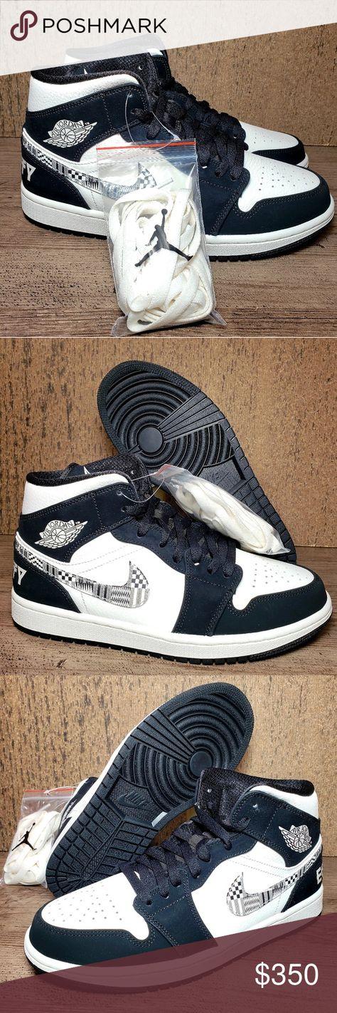 new products cfda9 912fe Nike Air Jordan 1 Mid  Equality  BHM Basketball BRAND-NEW - 2019 Men s Size  8 (UK 7, EUR 41, CM 26, BR 39.5) Nike Air Jordan 1 Mid SE