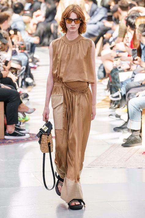 Sacai Spring 2020 Menswear Collection - Vogue