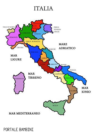 Cartina Italia Politica A Colori.15 Idee Su Cartina Geografica Geografia Attivita Geografia L Insegnamento Della Geografia