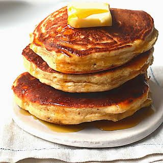 The Best Buttermilk Pancakes Recipe Yummly Recipe Buttermilk Pancakes The Best Buttermilk Pancake Recipe Pancake Recipe Buttermilk