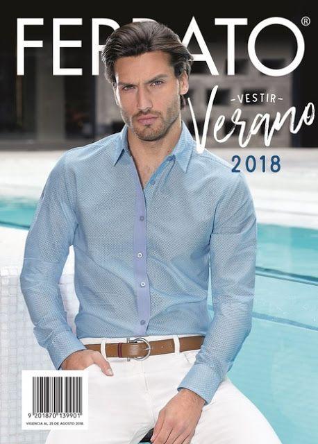 Catalogo Ferrato Ropa Vestir Andrea Verano Mexico 2018 Ropa Catalogo Hombres