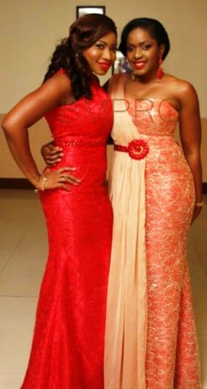 Pin By Kouassi Nadege On Aso Ebi Styles Africa Dress African Attire African Fashion Dresses