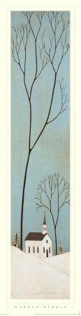 Warren Kimble Print