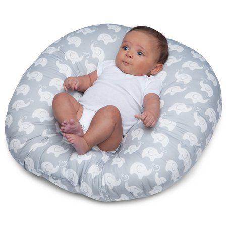 Boppy Newborn Pillow Elephant Love Gray Walmart Com Newborn