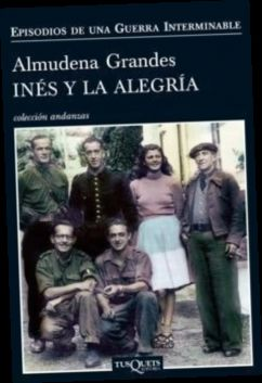 Ebook Pdf Epub Download Inés Y La Alegría By Almudena Grandes In 2020 Movie Posters Movies Poster