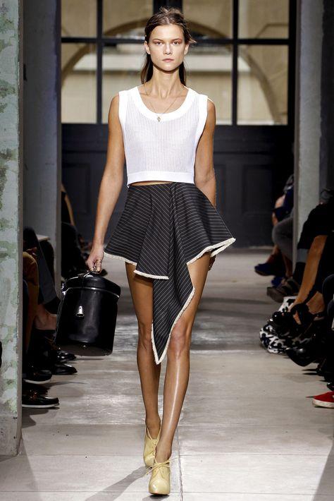 bayley kate   Fashion week, Fashion, Balenciaga spring