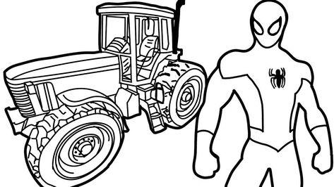 16 Traktor Boyama Sayfalari In 2020 Ausmalbilder Ausmalen Ausmalbild