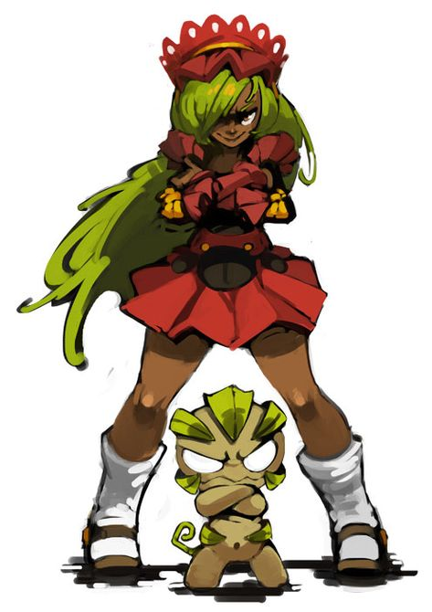 Been playing Wakfu for a while. Was never into summoning types, but the sadida class turned out pretty fun.