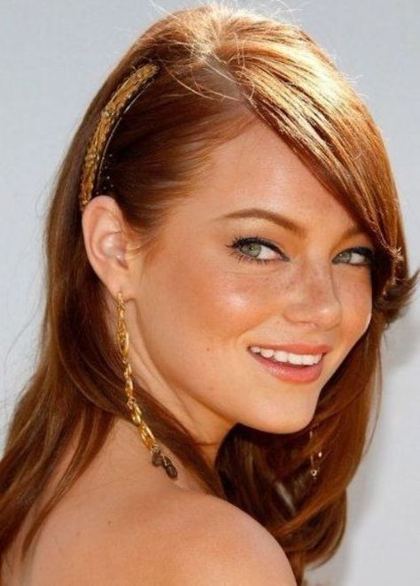 50 Best Auburn Hair Color Ideas for 2014 | herinterest.com