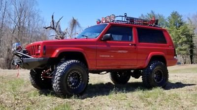 Ebay 2001 Jeep Cherokee Sport Sport Utility 2 Door Very Rare And