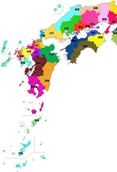 げ ん た ろ う On Twitter Map Country Maps World Map