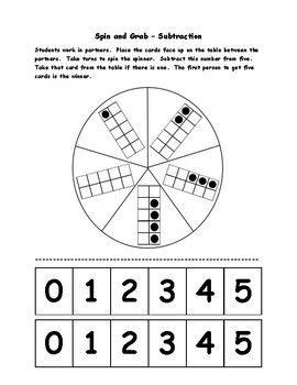 Koa5 Addition And Subtraction Facts To Five Activities Games And Worksheets Subtraction Facts Kindergarten Math Activities Addition And Subtraction Jr kg maths worksheet pdf