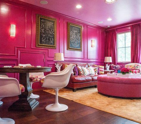 Pin by Ne-ne Flournoy on Pink Room Design\'s etc. | Pinterest | Pink ...