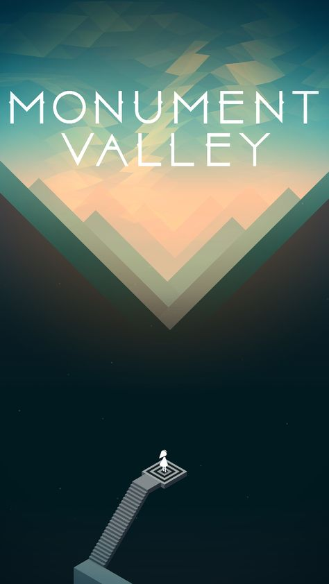 Monument valley - I love this game so much. It's gorgeous.                                                                                                                                                     Mehr