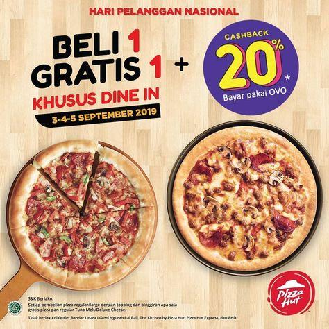 Pret Pour Les Gars Pizza Hut Journee Nationale De La Clientele