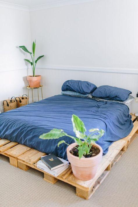 Attraktiv 108 Besten DIY Beds Ideas Bilder Auf Pinterest | Betten, Hausdekorationen  Und Holz