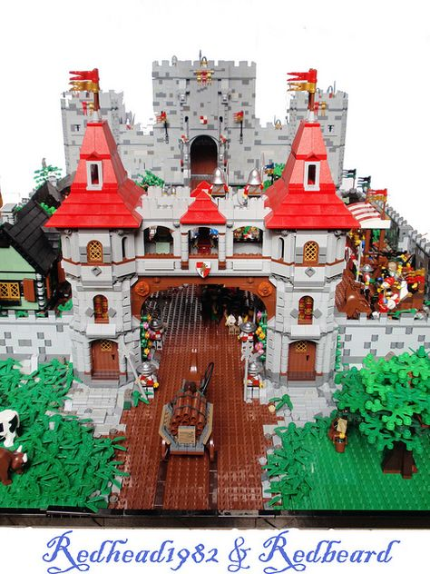 Okay when I build mine it might not be this detailed but it will help.