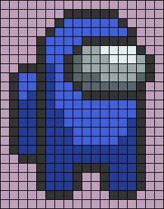 Perler Bead Templates, Diy Perler Beads, Perler Bead Art, Fuse Bead Patterns, Perler Patterns, Beading Patterns, Minecraft Designs, Minecraft Pixel Art, Hama Minecraft