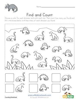 Counting By Tens Worksheet Dinosaur Worksheets Kindergarten Worksheets Preschool Worksheets Dinosaur worksheets kindergarten