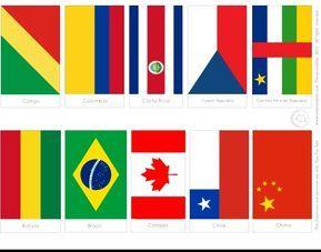 100 Bandeiras De Paises Para Voce Imprimir Reab Me Com Imagens