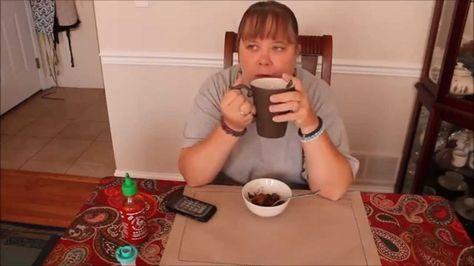 Eat With Me, Muk bang, Breakfast, Omelette, 먹방