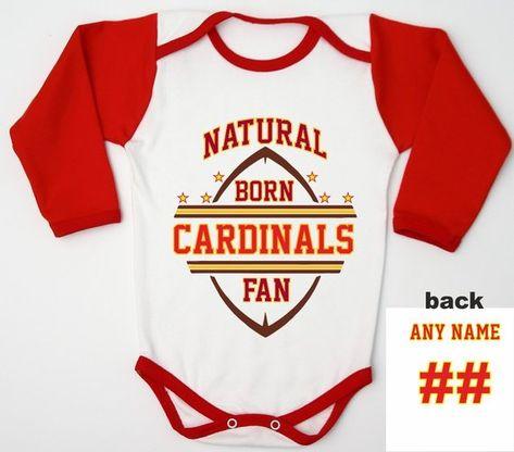 df533bc74513 Football Baby Outfit   Arizona Baby Jersey   Cardinals Football Baby    Personalized Football Gift   Arizona Newborn Bodysuit   Cardinals Fan