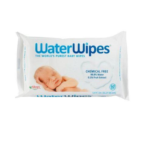 WaterWipes Baby Wipes Sensitive Newborn Skin 12 Packs Of 60 Wipes 720 Wipes
