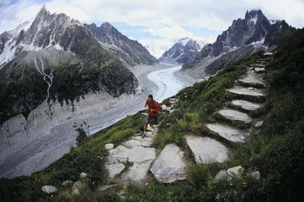 Best Running Locations: Chamonix-Mont-Blanc, France