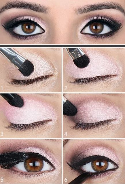 coupon codes a few days away release info on Tutorial trucco occhi marroni - Lei Trendy nel 2019   Trucco ...