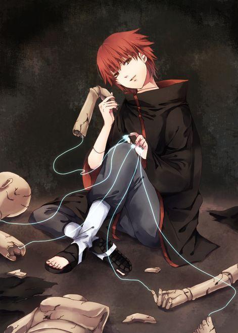 Scenariusze z wybranymi postaciami Akatsuki z mangi i anime