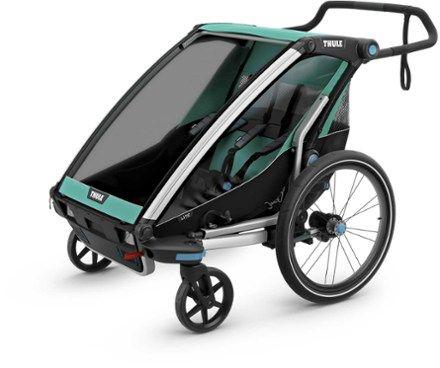 Thule Chariot Lite 2 Multisport Trailer Thule Bike Child Bike Seat Bike
