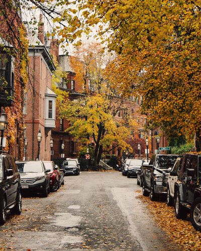 5 Ways To Shop Sustainably This Holiday Season Oh The Places You'll Go, Places To Travel, Travel Destinations, New England Fall Foliage, Fall In New England, Historic New England, Beach Trip, Beach Travel, Hawaii Beach