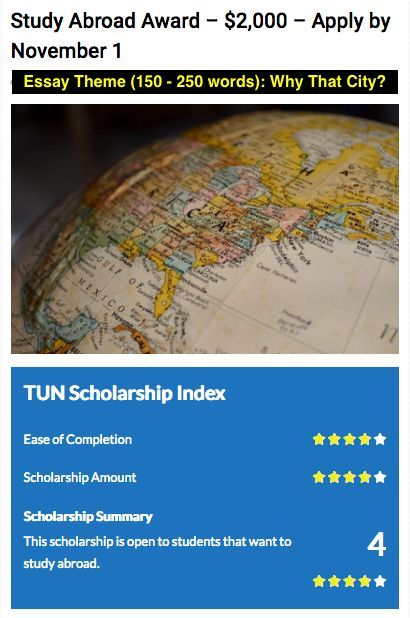 8fe4c01fccc29686c5c1bcffca4517bb - How Can I Get A Full Scholarship To Study Abroad