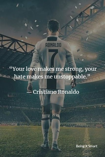 Pin On Cristiano Ronaldo Quotes