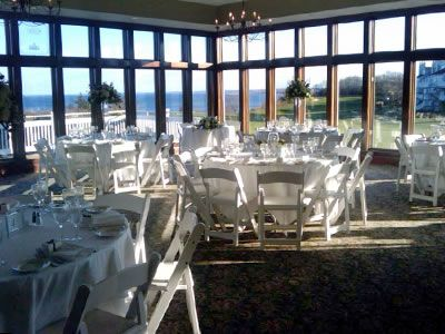 White Cliffs Country Club Plymouth Weddings Waterfront Machusetts Wedding Venues 02360 Nautical Pinterest