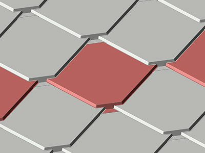 Castletop Metal Shingle Roof Metal Roof Metal Roofing Systems