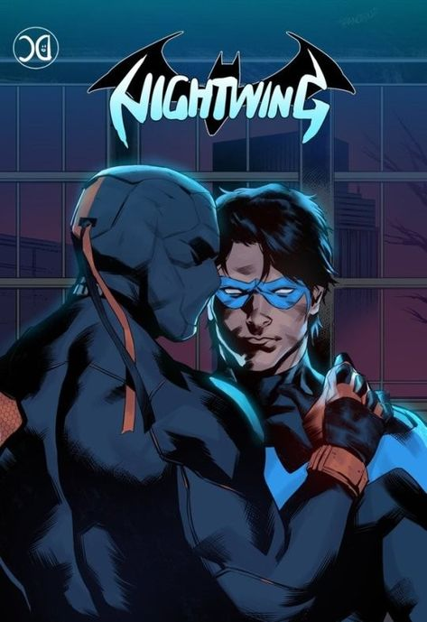 Dick Grayson Nightwing