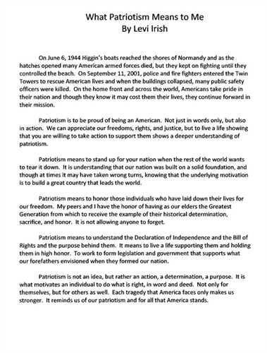 Best  Essay On Patriotism Ideas On   GC News
