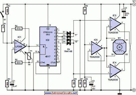 Circuit Diagram Elektronik Devre Elektronik