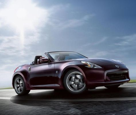 Nissan 370Z Roadster used - http://autotras.com