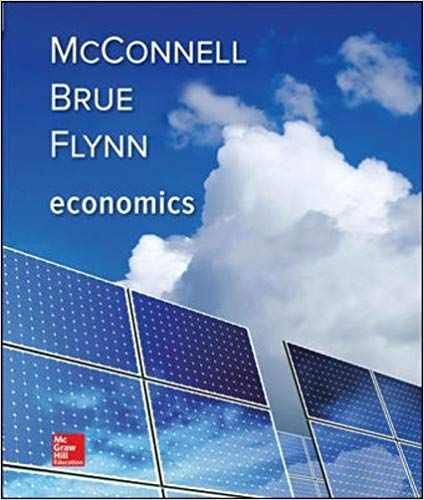 Economics 21st Edition By Campbell R Mcconnell Isbn 13 978