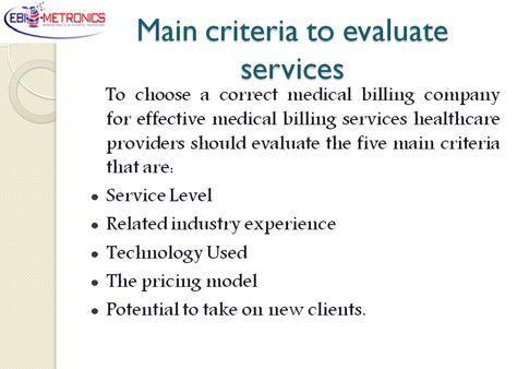 Best Evaluate Medical Billing Services Images On
