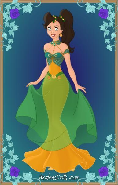 Princess Adella (Humanized) by jjulie98 on DeviantArt